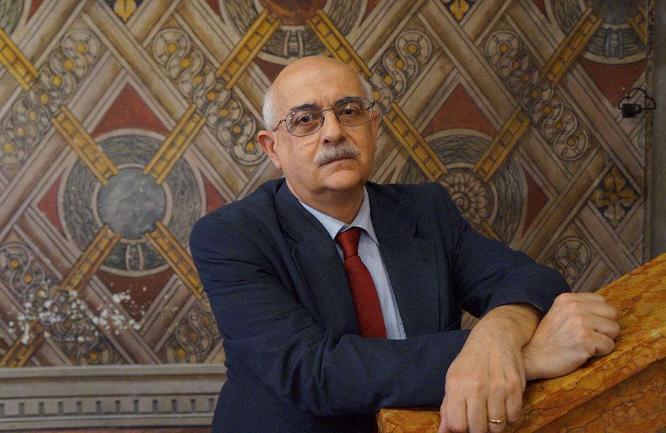 Il giornalista e storico Antonio Mazzei presenta Prefetti, Polizie, Sicurezze